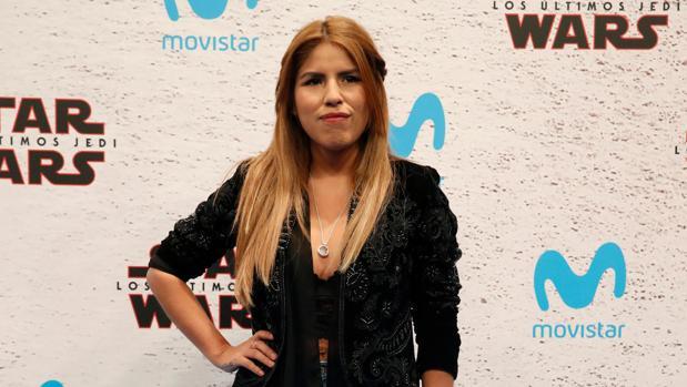 Isa Pantoja, en un evento reciente