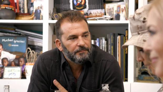 Miguel Temprano, en «Ven a cenar conmigo: Gourmet edition»