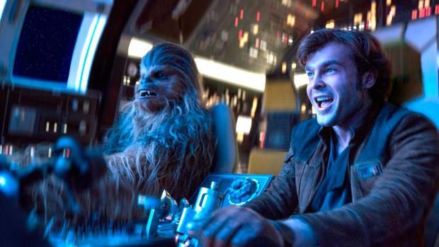 Imagen de «Solo. Una historia de Star Wars»