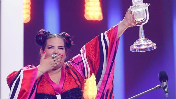 Netta, ganadora de Eurovisión 2018 en Lisboa