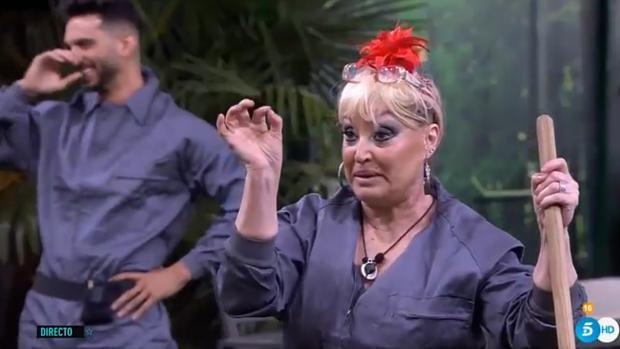 Aramís Fuster se enfrenta a Oriana en «GH VIP»