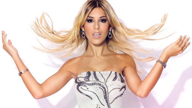 Oriana Marzoli, en su fotografía como concursante de «Gran Hermano VIP»