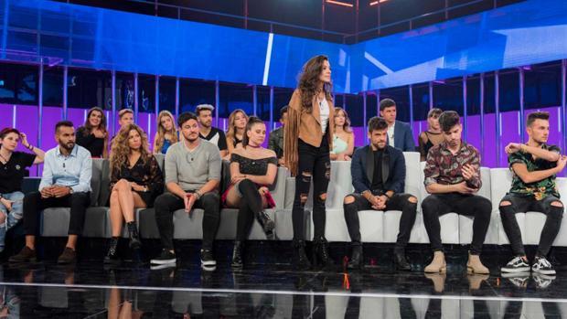 Gala Cero de Operación Triunfo 2017, con los futuros concursantes con cara de miedo