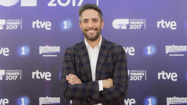 Roberto Leal, presentador de «OT 2018»