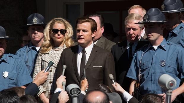 Crítica de «El escándalo Ted Kennedy»: Que no salga en portada