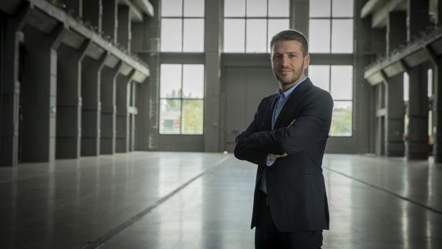 Aimar Bretos, reportero y testigo en «Tanto x ciento»: «He hecho un Erasmus en TV»
