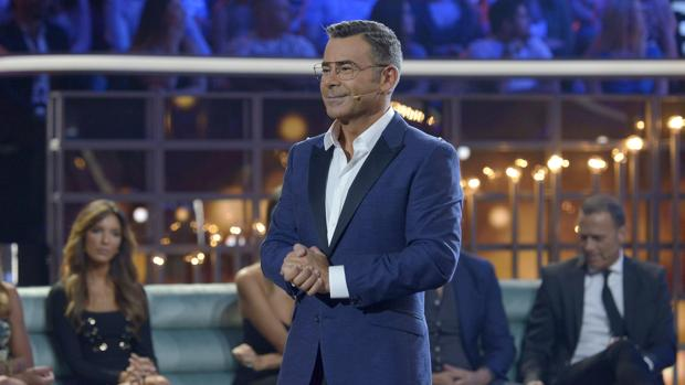 Jorge Javier Vázquez es uno de los presentadores que más programas presenta en Telecinco