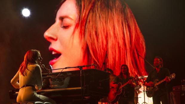 Lady Gaga en «Ha nacido una estrella»