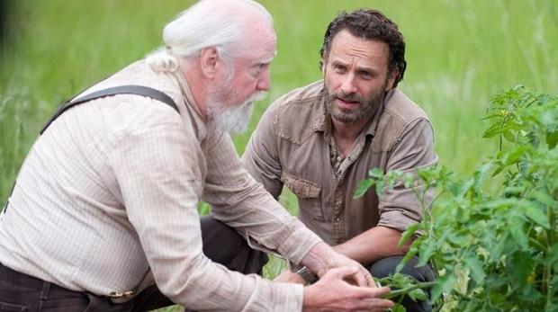 Muere Scott Wilson, el actor que interpretaba a Hershel en «The ...