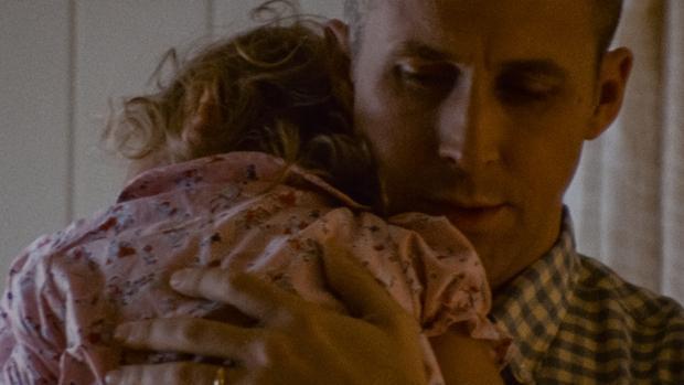 Ryan Gosling, como Neil Armstrong, en «First man - El primer hombre»