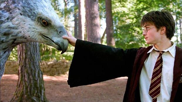 Escena de Harry Potter y el prisionero de Azkaban
