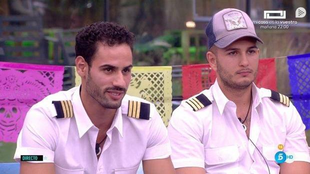 Asraf y Omar fueron los dos nominados de esta en semana en «GH VIP»