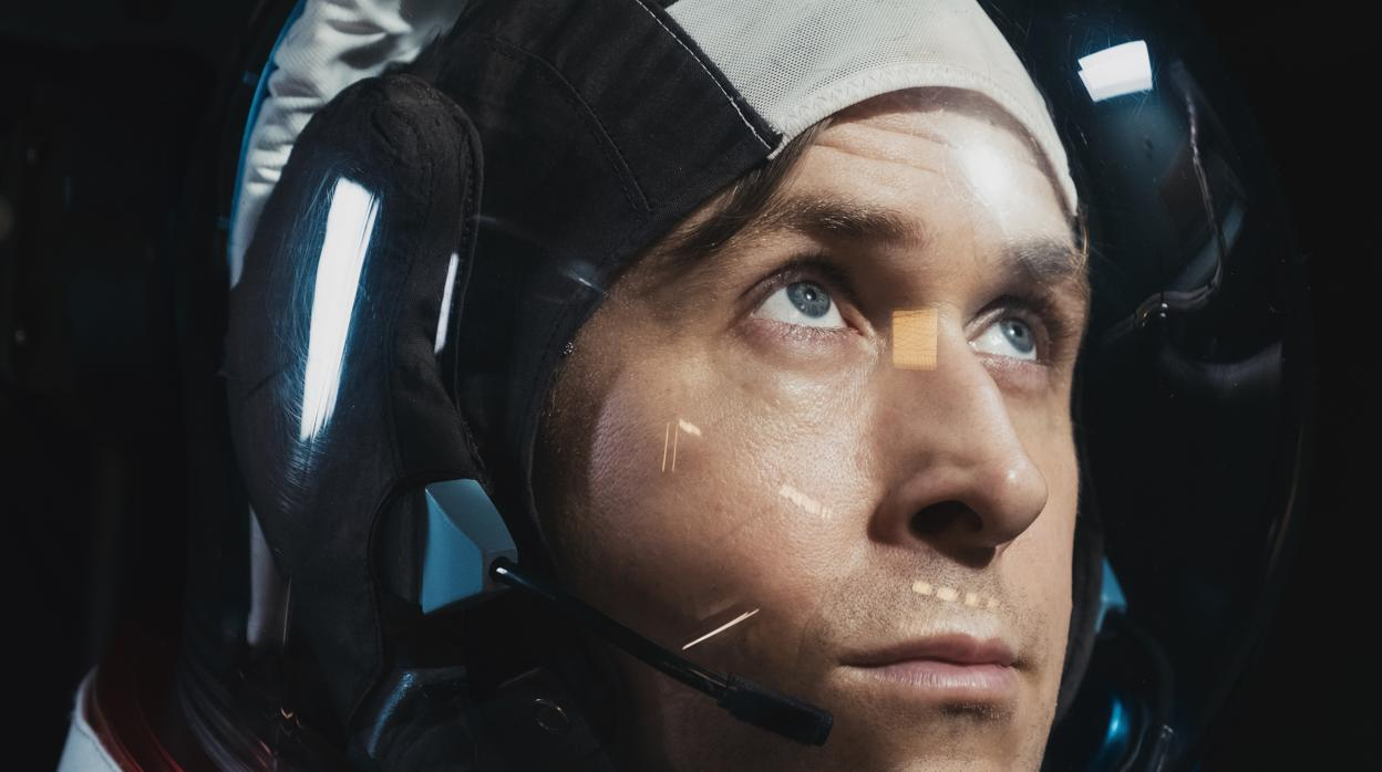 Crítica de «First man»: El corazón enterrado y el pie en la Luna