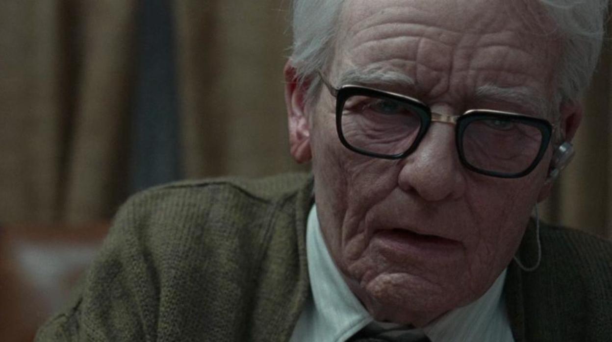 El cruel plan de Tilda Swinton: inventarse a un anciano y matarlo