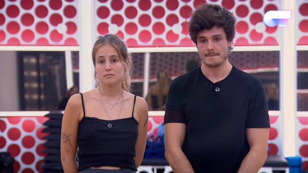 María y Miki, en «OT 2018»