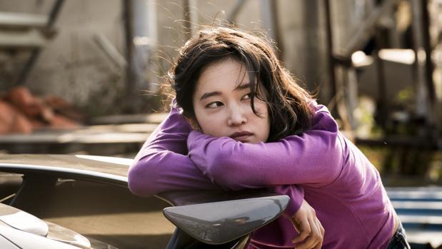 La actriz Jun Jong-seo