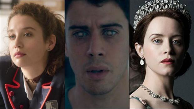 «Élite», «Black mirror» y «The Crown», entre las mejores de producción europea de Netflix