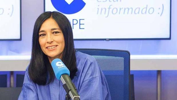 La periodista Pilar Cisneros