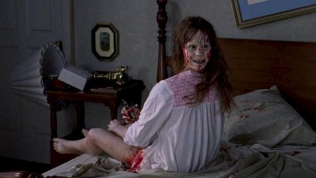 El equipo de maquillaje de «El exorcista» invertía cuatro horas diarias en caracterizar a Linda Blair