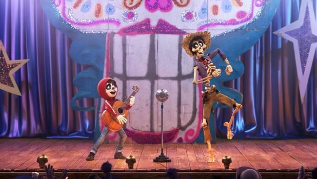 «Coco» ganó este año el Oscar a la mejor película de animación
