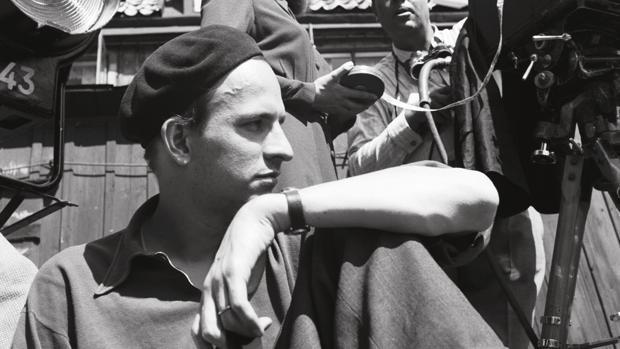 Escena del documental «Bergman, su gran año»