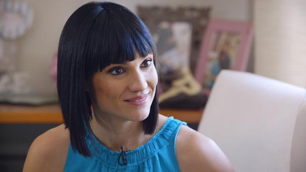 Irene Villa, uno de los testimonios más destacados del documental «El mayor regalo»