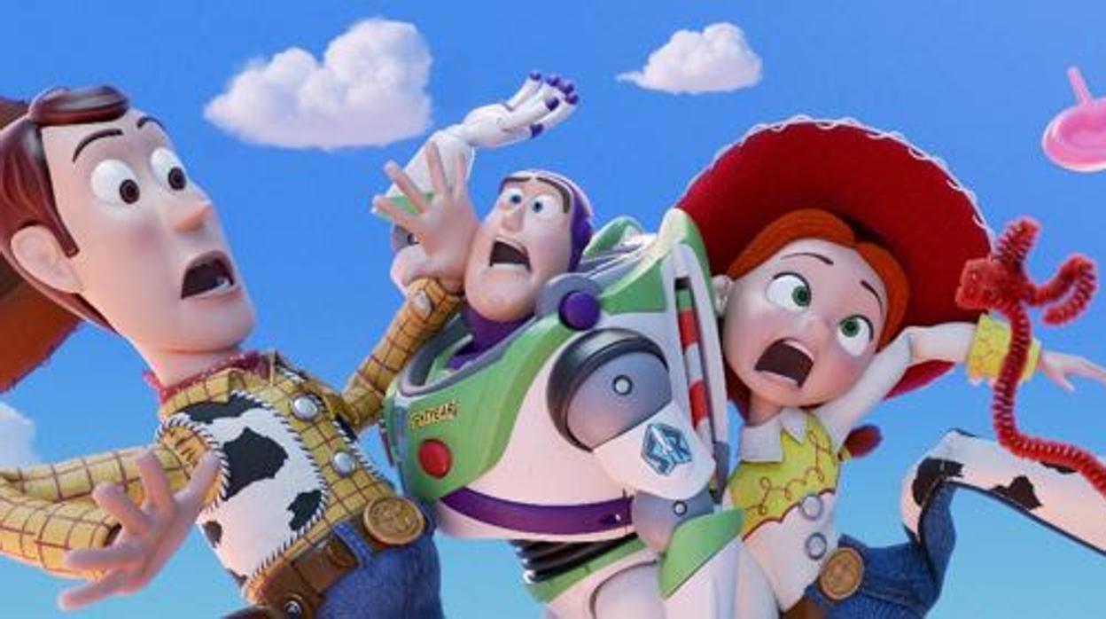 d44877c739061 Toy Story 4 muestra sus primeras imágenes y descubre una sorpresa para Woody  y Buzz Lightyear