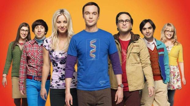 Incluso «The Big Bang Theory» ha envejecido con el paso del tiempo
