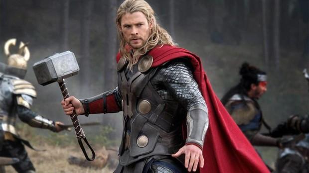 Thor en acción