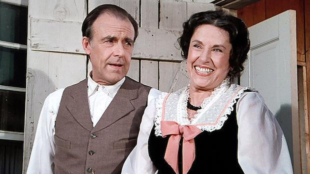 Katherine MacGregor era la señora Oleson en «La casa de la pradera»