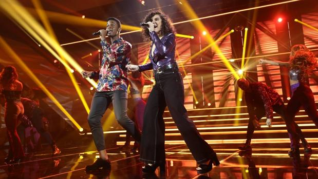 Sabela reina; Alba, Natalia y Julia brillan y el jurado sorprende en la Gala 8 de «OT 2018»