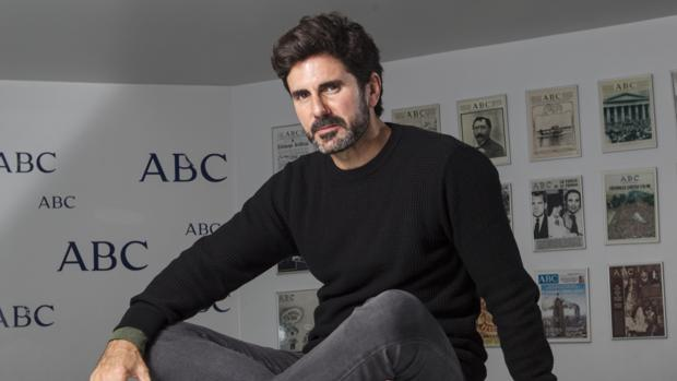 Hernán Zin, en ABC