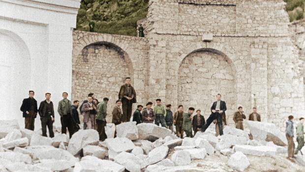 El franquismo en color: de la construcción del Valle de los Caídos a ...