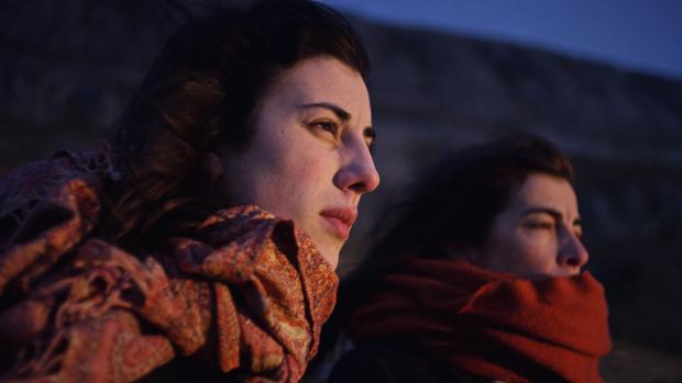 Elena Martin en Con el viento