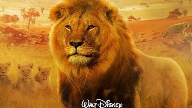 El remake de «El Rey León» deja con la boca abierta a sus