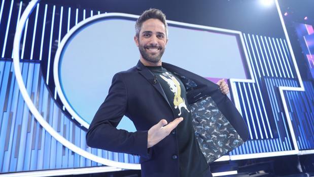 Roberto Leal, en la Gala 9 de «OT 2018»
