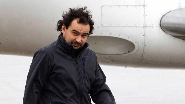 Ángel Sastre, tras su secuestro en Siria