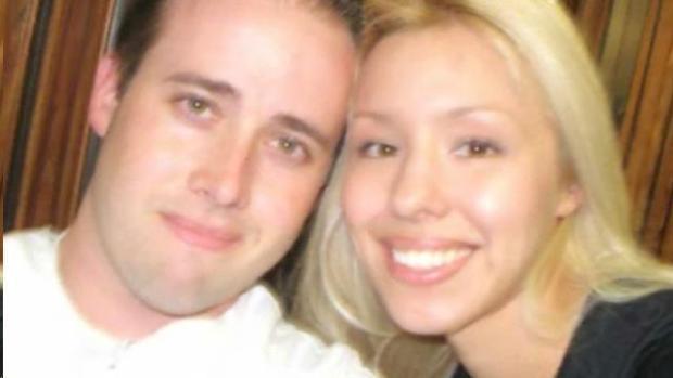 Travis Victor Alexander junto a Jodi Arias, su asesina