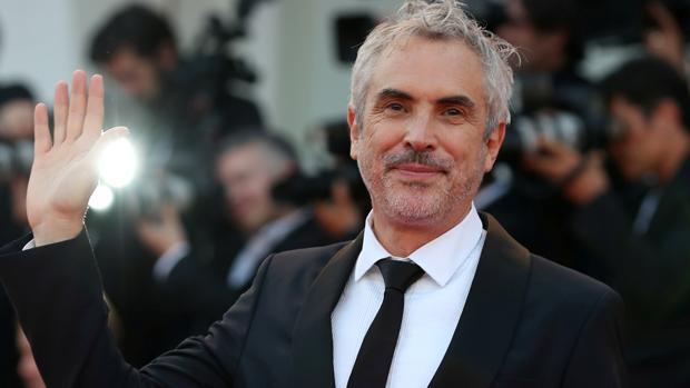 Alfonso Cuarón, en una foto de archivo de Venecia, donde ganó el León de Oro