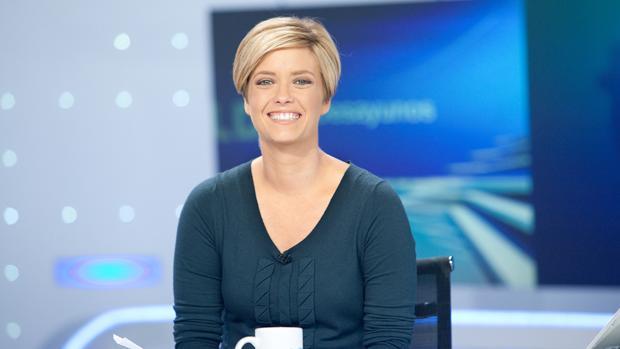 La periodista María Casado