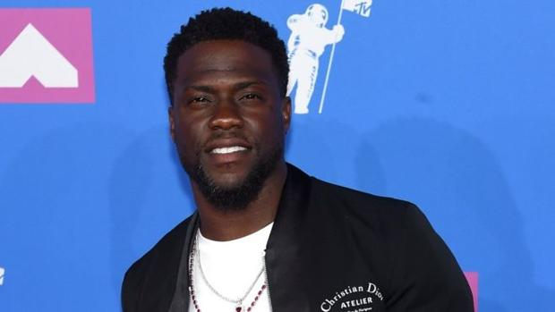 El actor Kevin Hart