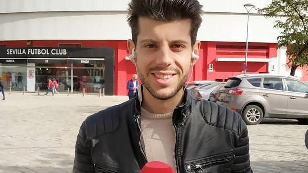 Antonio Callejón, periodista de GOL