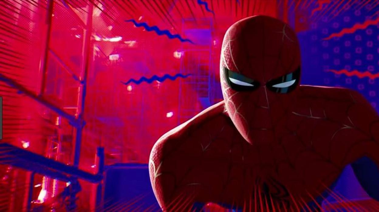 Spiderman Un Nuevo Universo Stan Lee Está Más Vivo Que