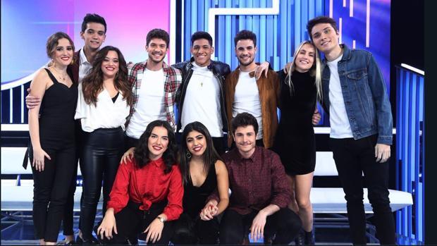 RTVE ha publicado los 17 temas que optan a representar a España en Eurovisión 2019