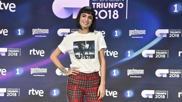 Natalia, tercera finalista de OT 2018