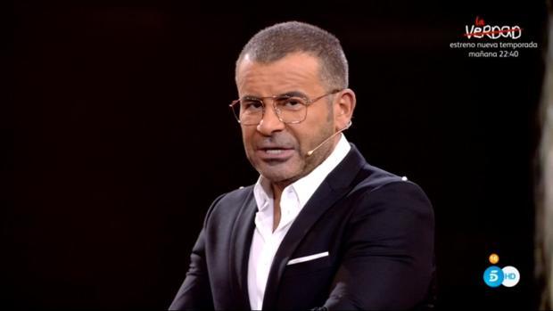 Jorge Javier, en «GH VIP»