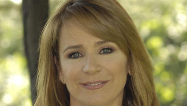 La presentadora de RTVE Elena Sánchez