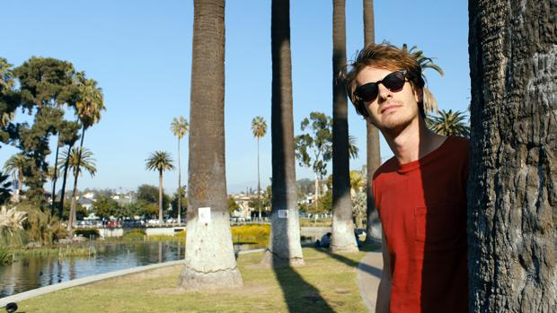 Andrew Garfield en «Lo que esconde Silver Lake»
