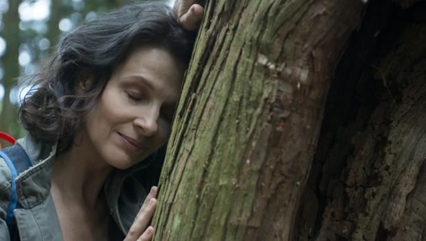 Juliette Binoche en «Viaje a Nara (Vision)»