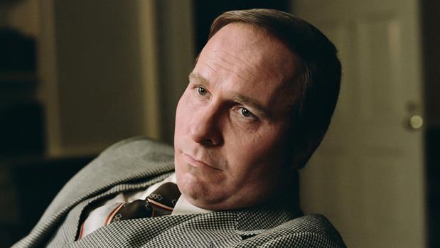 Christian Bale, en la piel de Dick Cheney en la película «El vicio del poder»